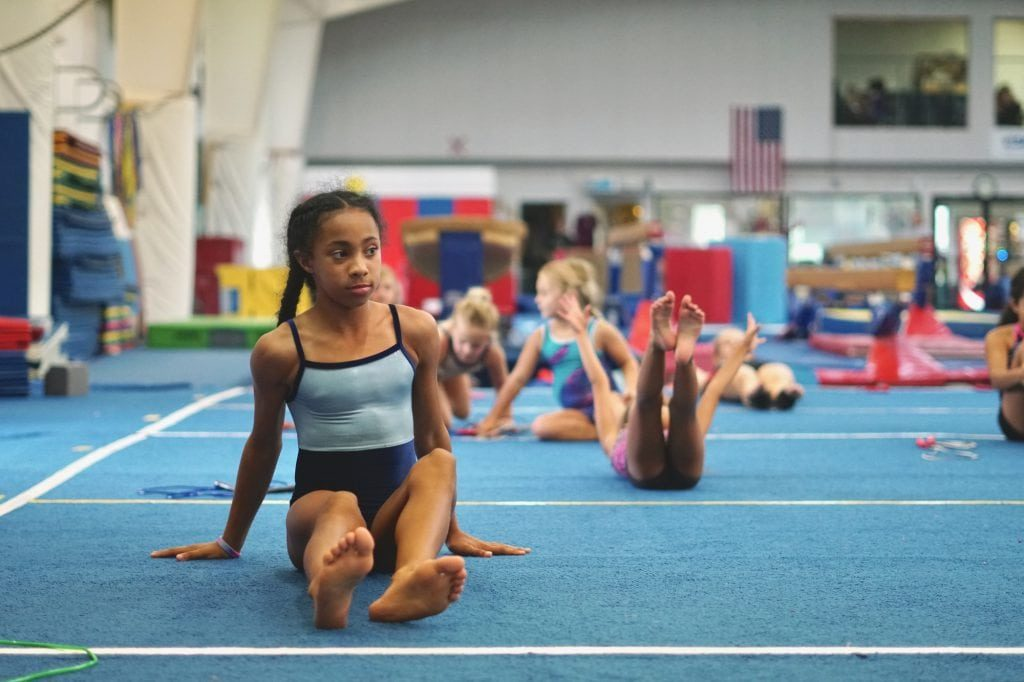 gymnastics unlimited girls level 1 wilmington nc